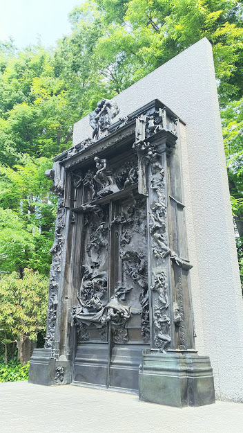 国立西洋美術館 地獄の門